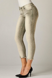 Dear John Distressed Corduroy Crop-Pant - Side cropped