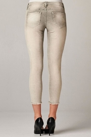 Dear John Distressed Corduroy Crop-Pant - Front full body