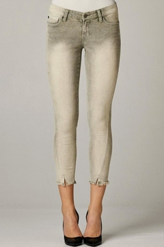 Dear John Distressed Corduroy Crop-Pant - Product List Image