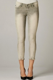Dear John Distressed Corduroy Crop-Pant - Front cropped