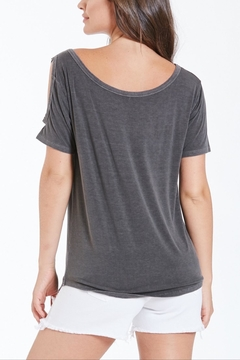 Dear John Sandra Washed Tee - Alternate List Image