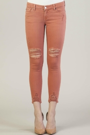 Dear John Terracotta Distressed Jean - Product Mini Image