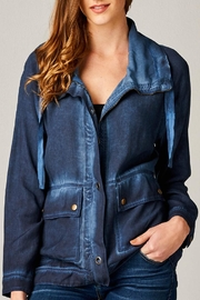 Dear John Washed Denim Jacket - Product Mini Image