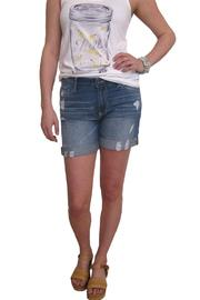 Dear John Denim Boyfriend Shorts - Product Mini Image