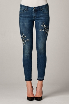 Shoptiques Product: Embroidered Joyrich Skinny