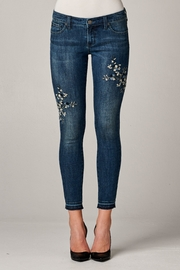 Dear John Denim Embroidered Joyrich Skinny - Product Mini Image
