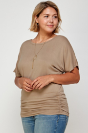 ibstylish  DEB TOP - Front cropped