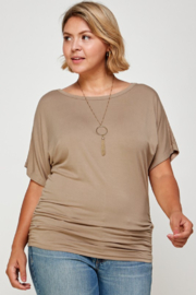 ibstylish  DEB TOP - Front full body