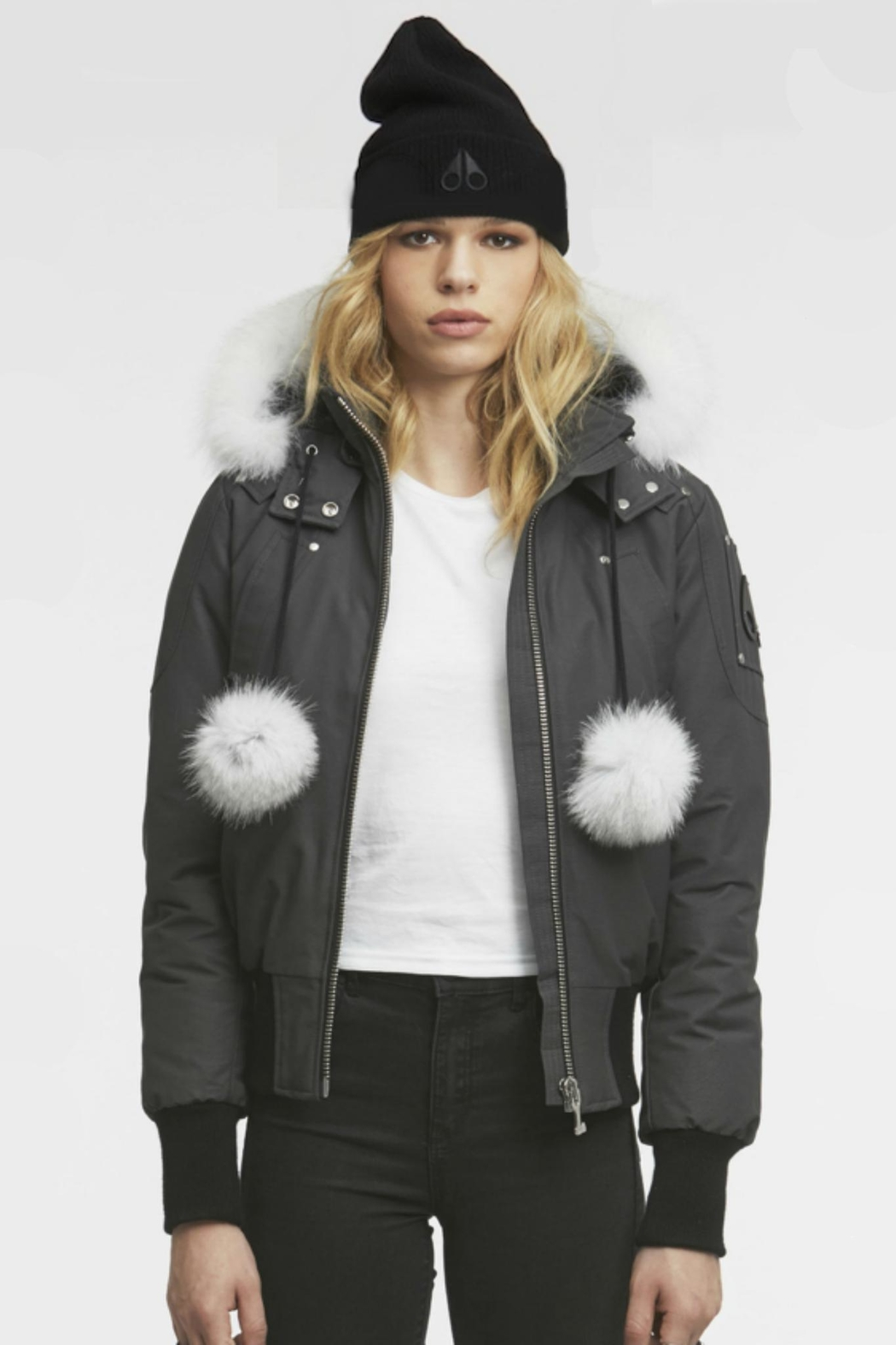 b2ba8b3c7 Moose Knuckles Debbie Bomber from Montreal by Boutique TAG — Shoptiques