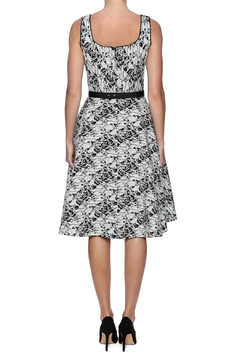 Debbie Shuchat Printed Fit And Flare - Alternate List Image