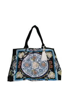 Shoptiques Product: Embroidered Canvas Tote