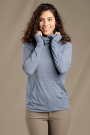 Toad & Co. Debug Hoodie - Front cropped