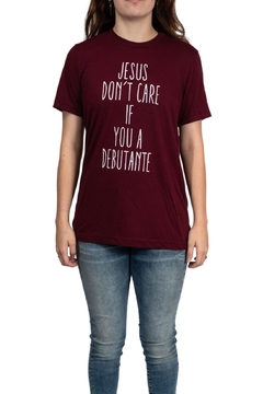 Project Chane Debutante Tee - Product List Image