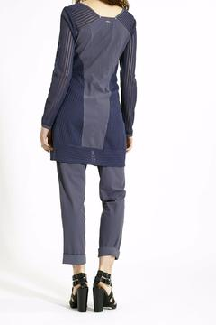 Shoptiques Product: Mesh Fitted Coat