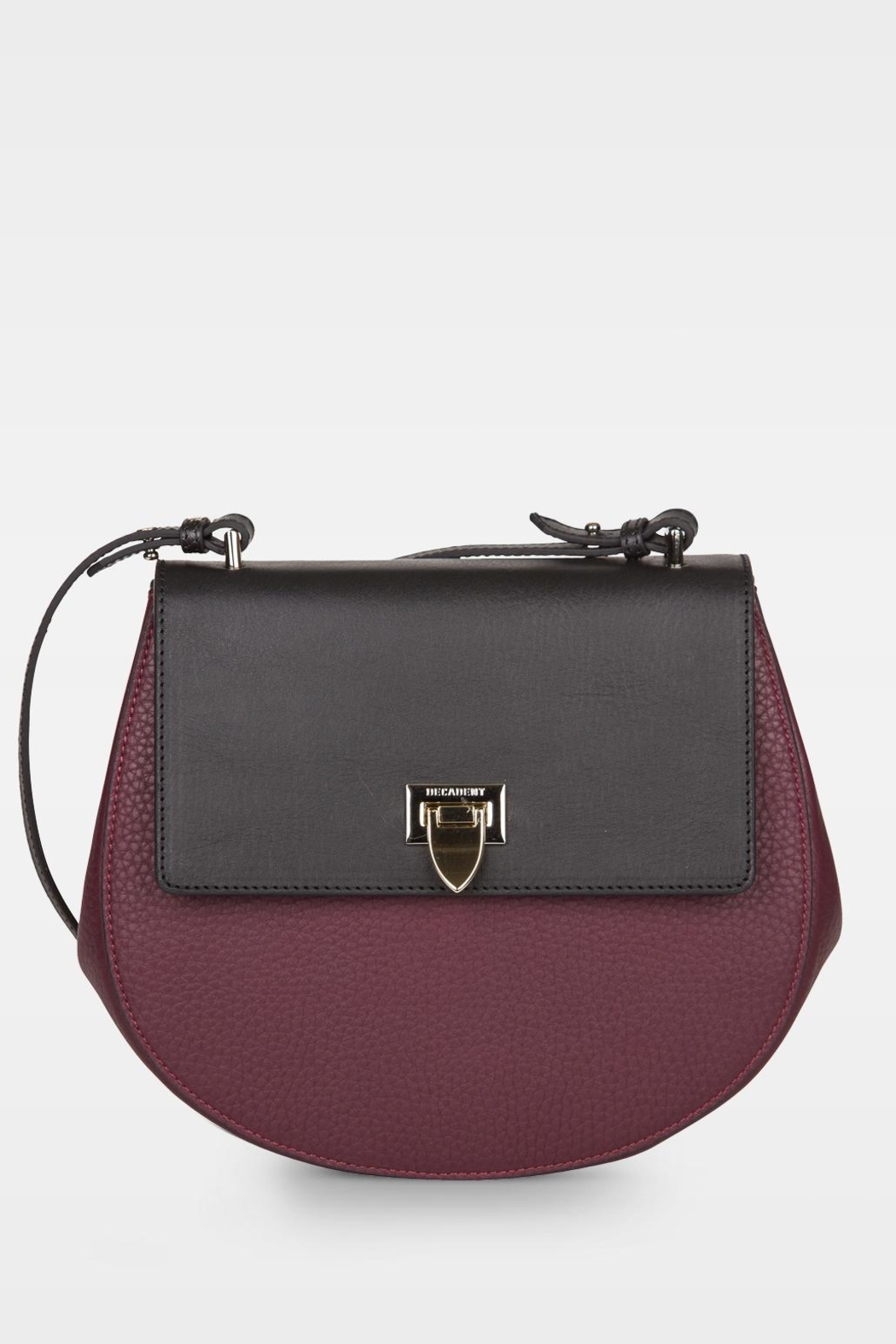 Decadent Copenhagen Aggie Medium Satchel - Front Cropped Image