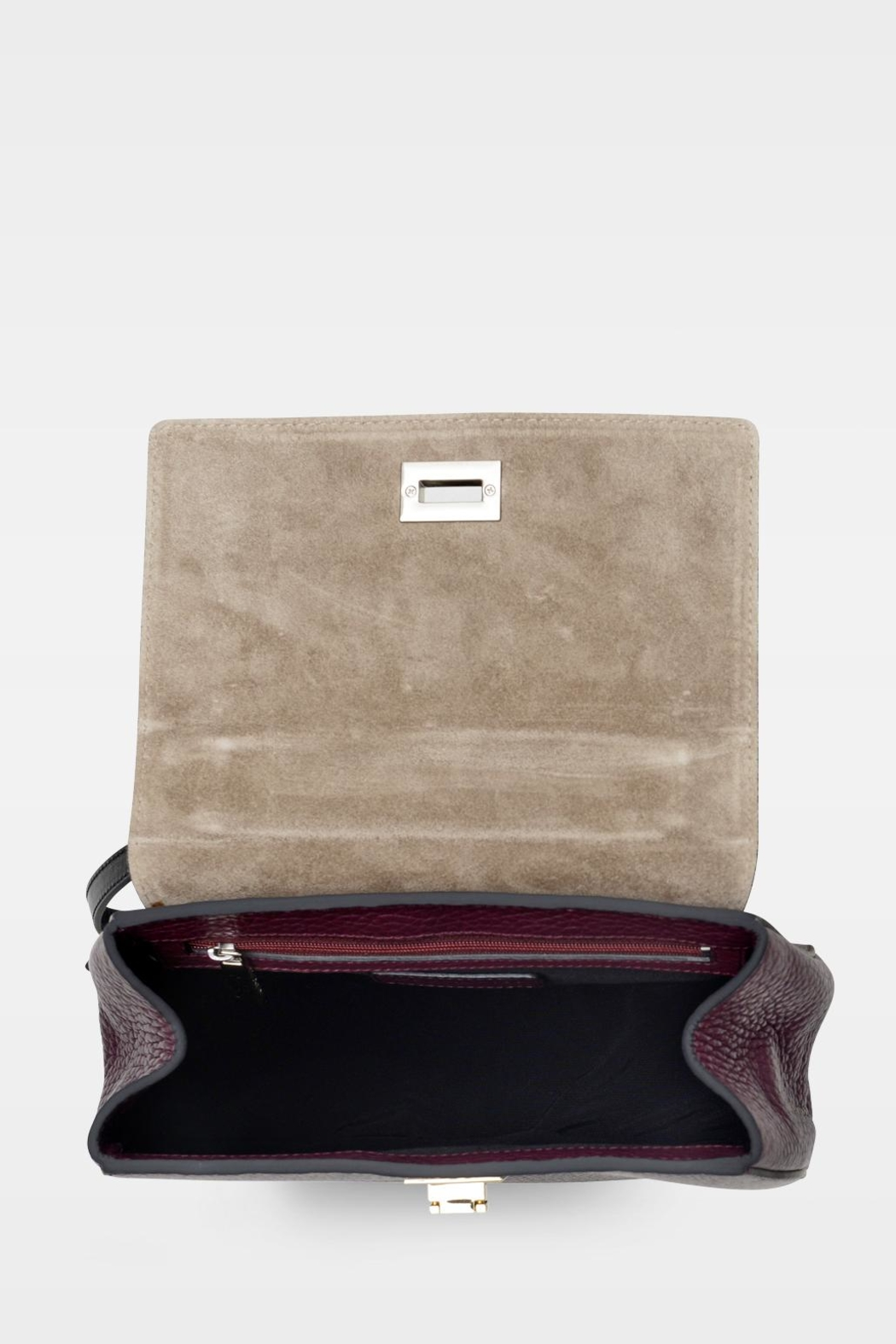 Decadent Copenhagen Aggie Medium Satchel - Side Cropped Image