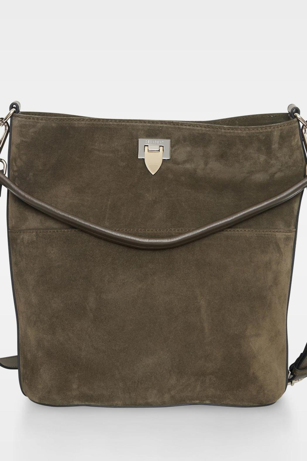 Decadent Copenhagen Big Bucket Bag - Front Cropped Image