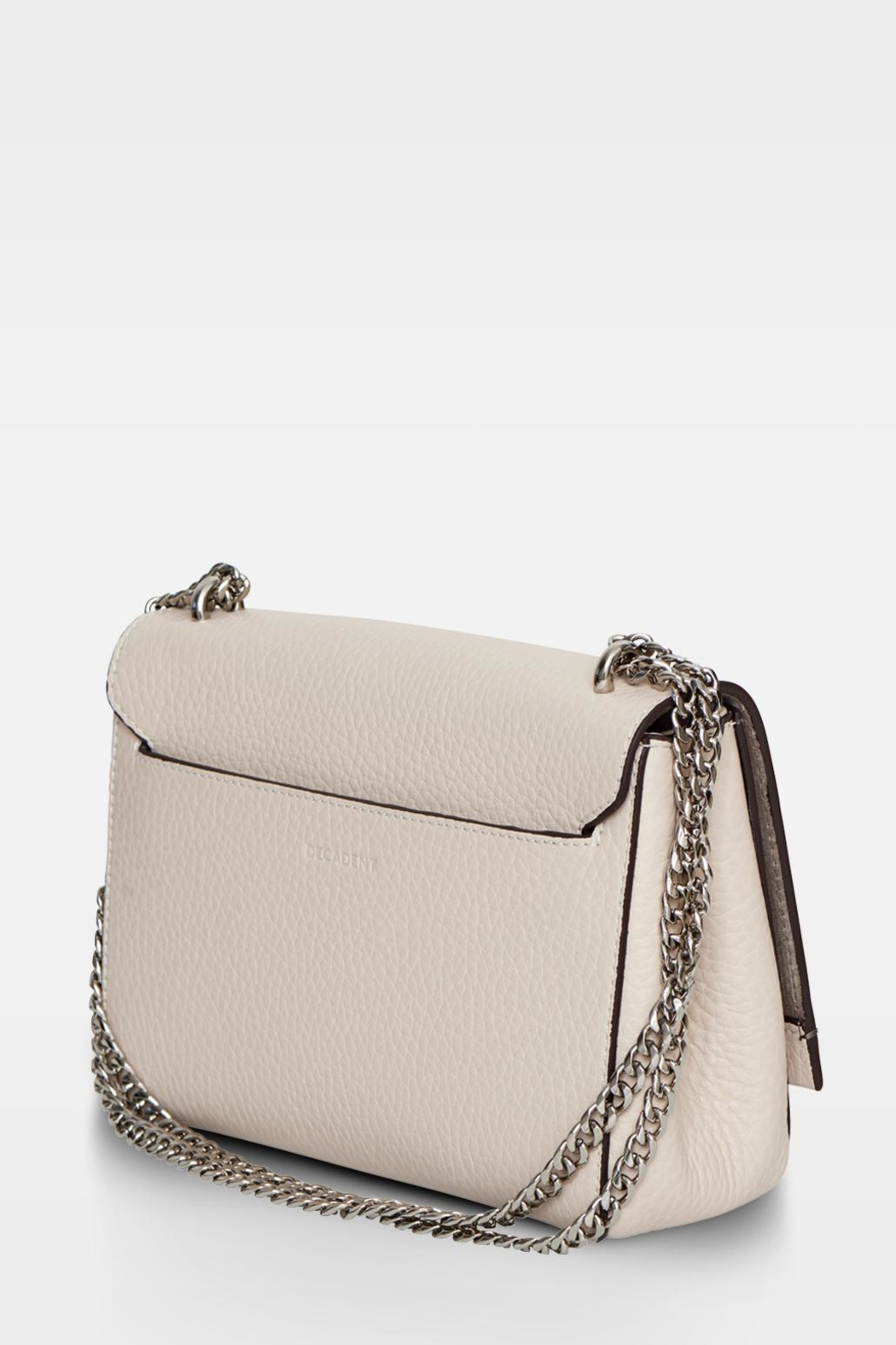 Decadent Copenhagen Clutch With Chain - Front Full Image