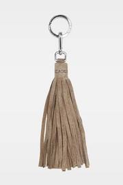 Decadent Copenhagen Tassel With Key Ring - Front cropped