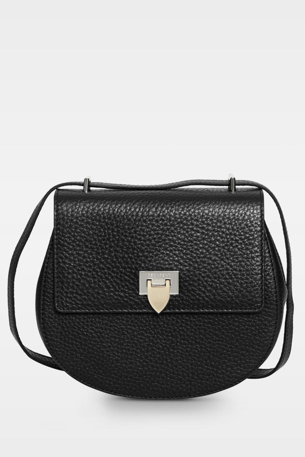 Decadent Copenhagen Tiny Round Bag - Front Cropped Image