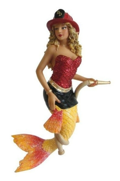 December Diamonds Collectible Mermaid Ornament - Alternate List Image
