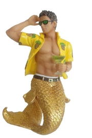 December Diamonds Collectible Merman Ornament - Product Mini Image