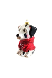 December Diamonds Dalmatian Ornament - Product Mini Image