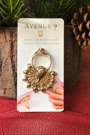 Giftcraft Inc.  Decorative Phone Ring - Front cropped