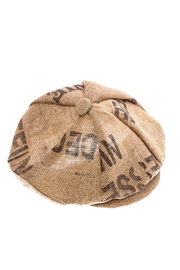 Dee Dee Style Coffee Sack Hat - Product Mini Image