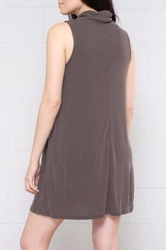 Shoptiques Product: Sleeveless Cowl Dress