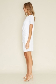 Dee Elly Knot Shirt-Dress, White - Other