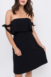 Dee Elly Sleeve Tie Dress - Product Mini Image