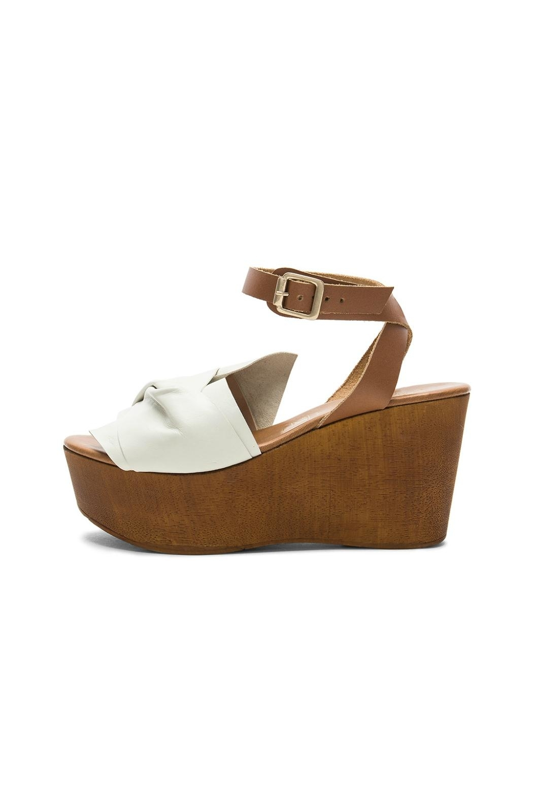 Seychelles Deep Breath Wedge - Front Cropped Image