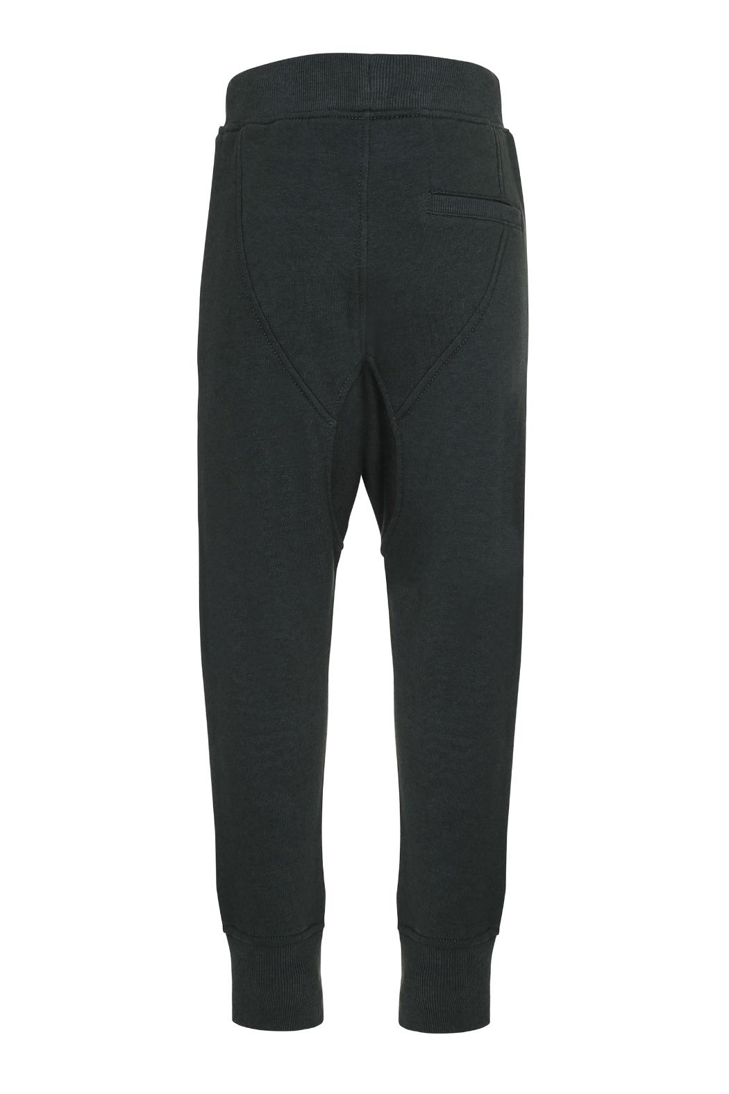 Molo Deep Forest Trousers - Front Full Image