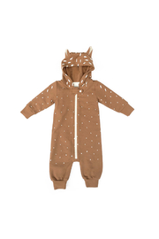 Egg  by Susan Lazar Deer Onesie - Front cropped