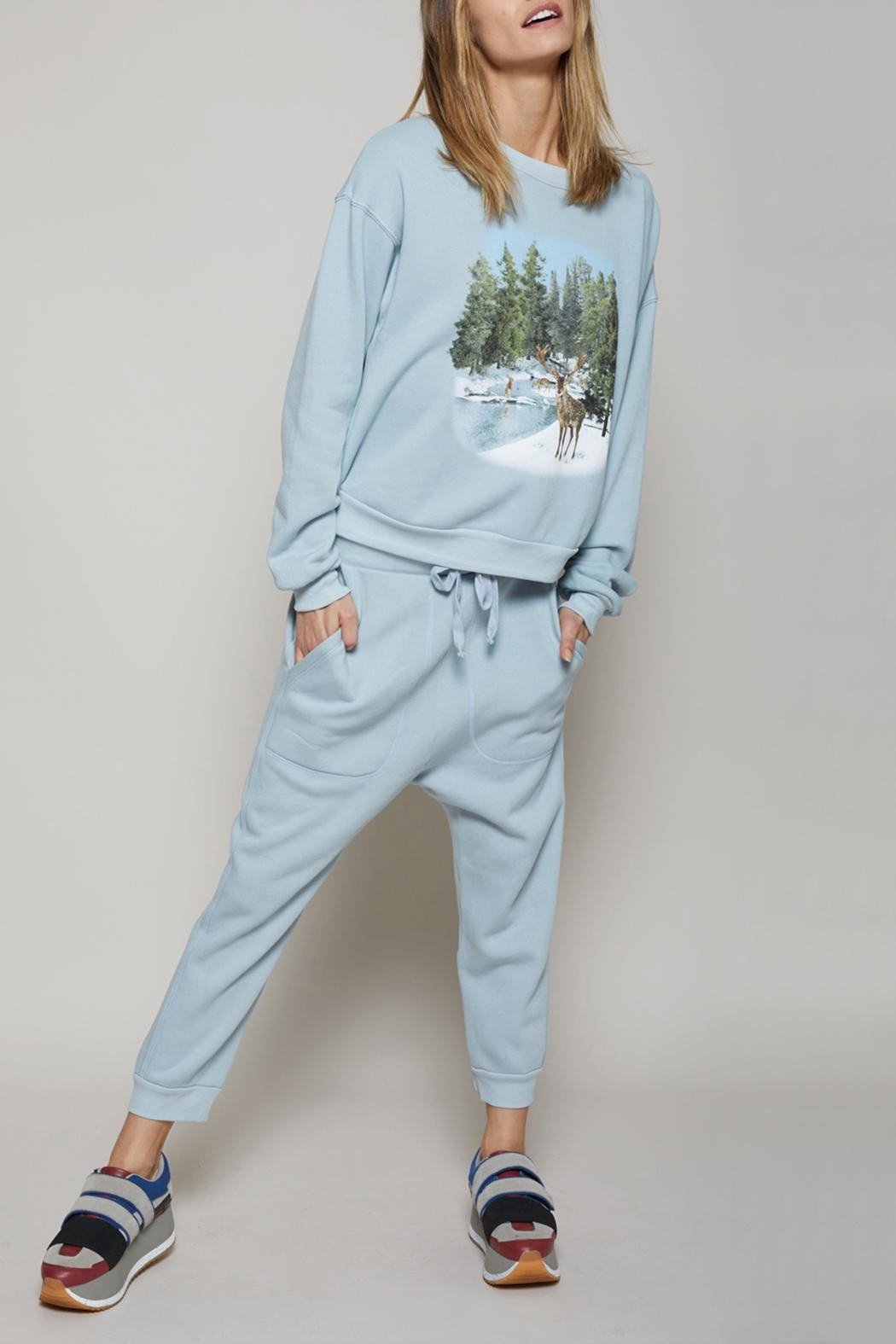 All Things Fabulous Deer Valley Sweatshirt - Main Image
