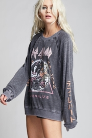 Recycled Karma Def Leppard Adrenalize Sweatshirt - Side cropped