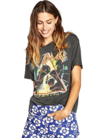 Daydreamer  Def Leppard Hysteria Tour Tee - Front cropped
