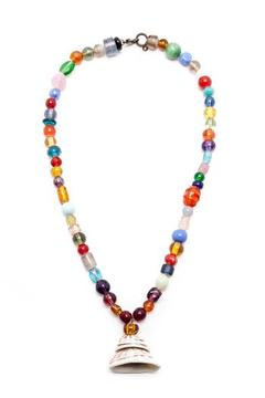 Shoptiques Product: Limpet Beaded Necklace