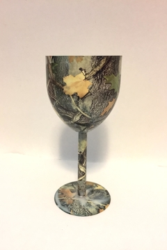 Shoptiques Product: Camo Wine Cup