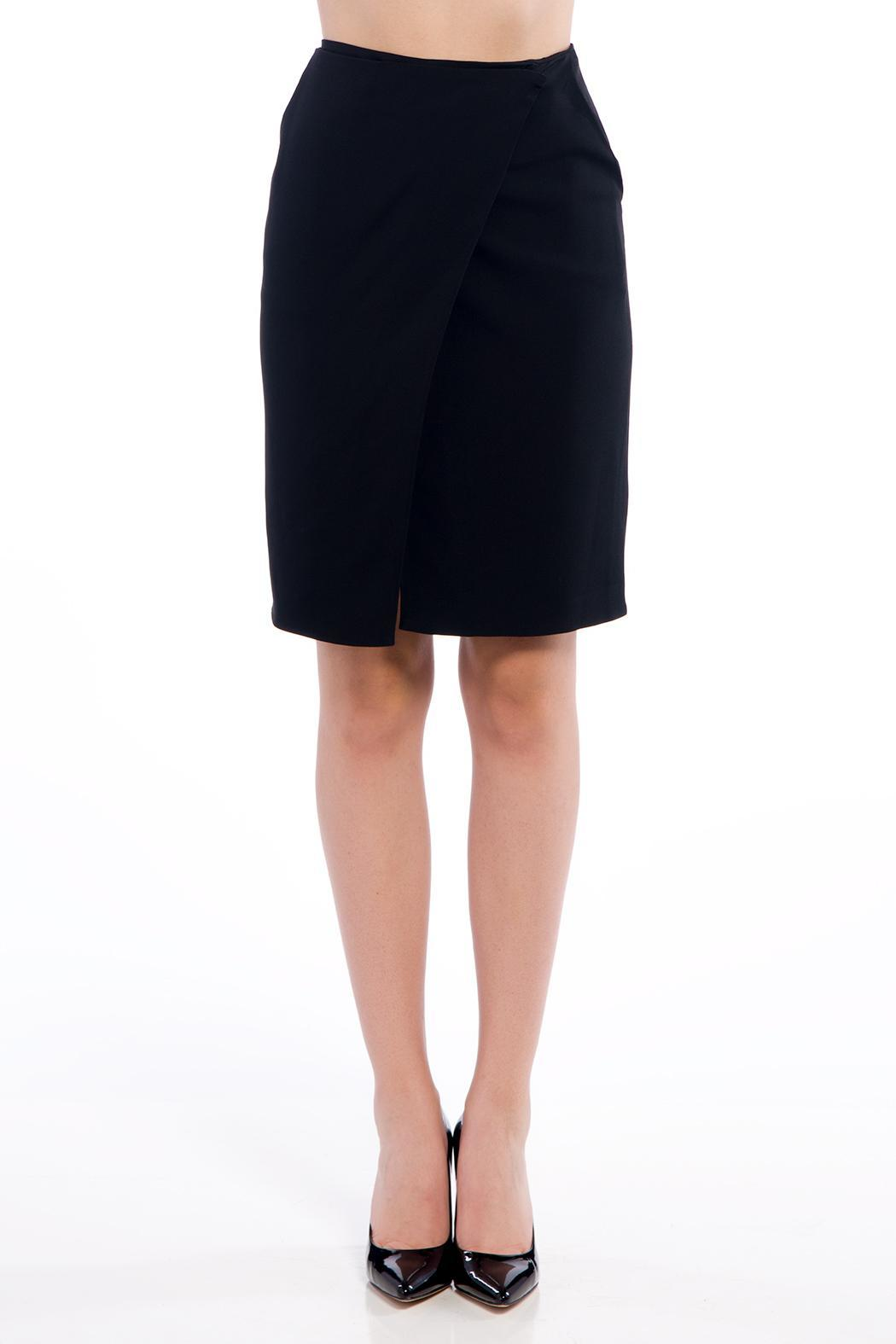 Deitas Wrap Skirt - Front Full Image