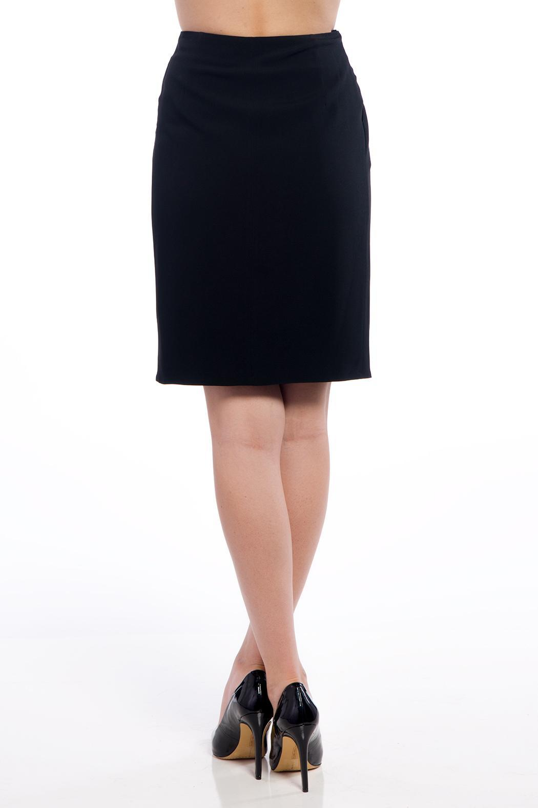Deitas Wrap Skirt - Back Cropped Image