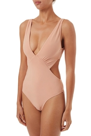 Melissa Odabash Del Mar One-Piece - Front full body