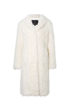 UNREAL FUR Dela Creme Coat - Alternate List Image