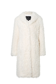 UNREAL FUR Dela Creme Coat - Product Mini Image