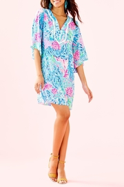 Lilly Pulitzer Delancey Dress - Back cropped