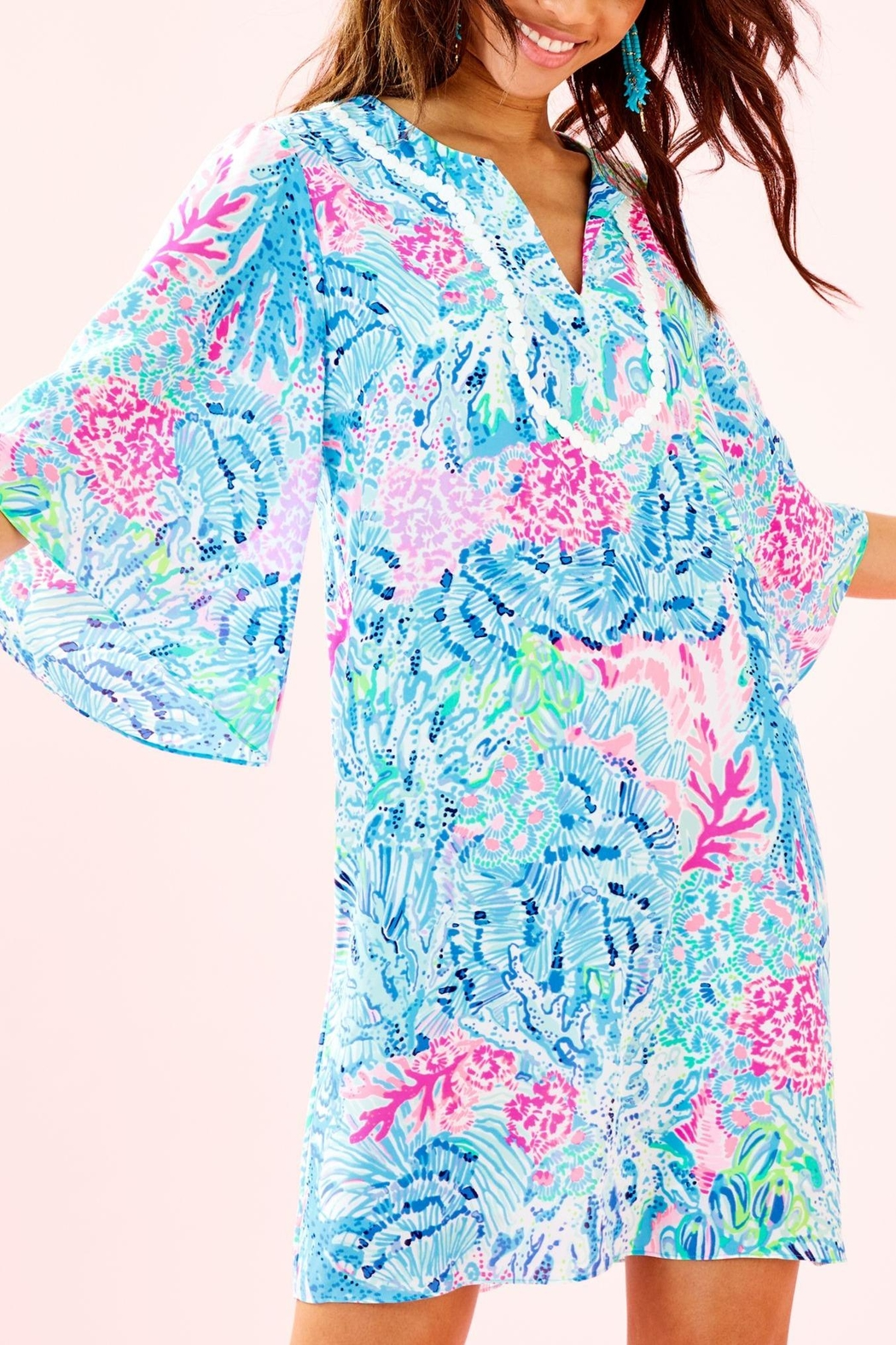 Lilly Pulitzer Delancey Dress - Main Image
