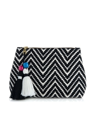 Shiraleah Delaney Zip Pouch - Product Mini Image