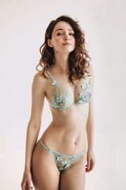 Delanikka Ornella Embroidered Panty - Product Mini Image