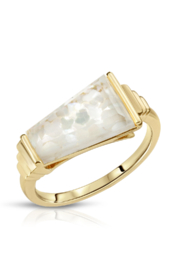 Glamrocks Jewelry Delano Ring - Front cropped